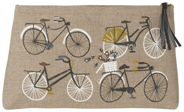Danica/Now Étui Cosmétiques Bicyclette