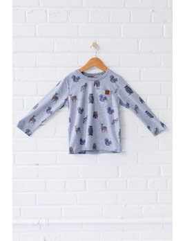 Birdz Animal Shirt
