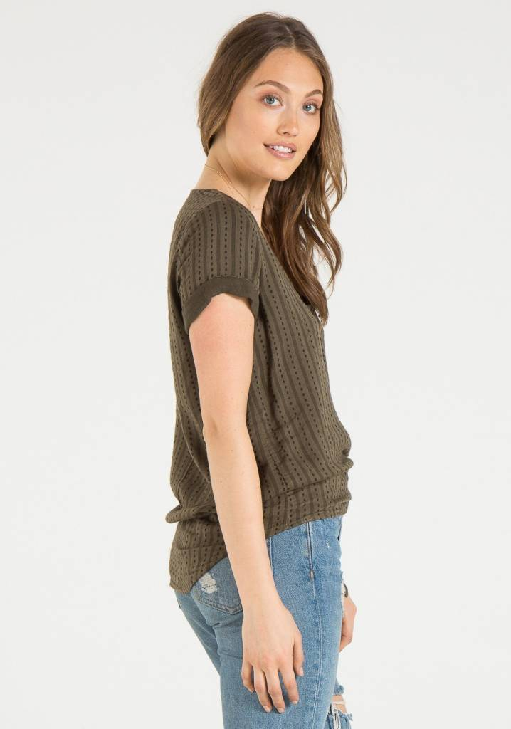 Bella Dahl Amygreen Top