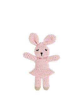 Indaba Belinda Pink Bunny