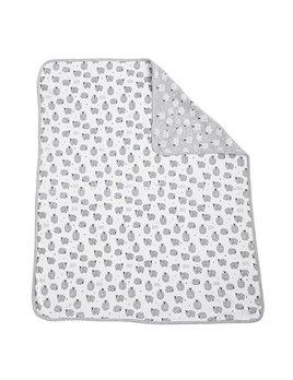 Mud Pie Sheep Blanket