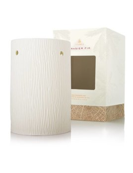 Thymes Wax Melter White Ceramic