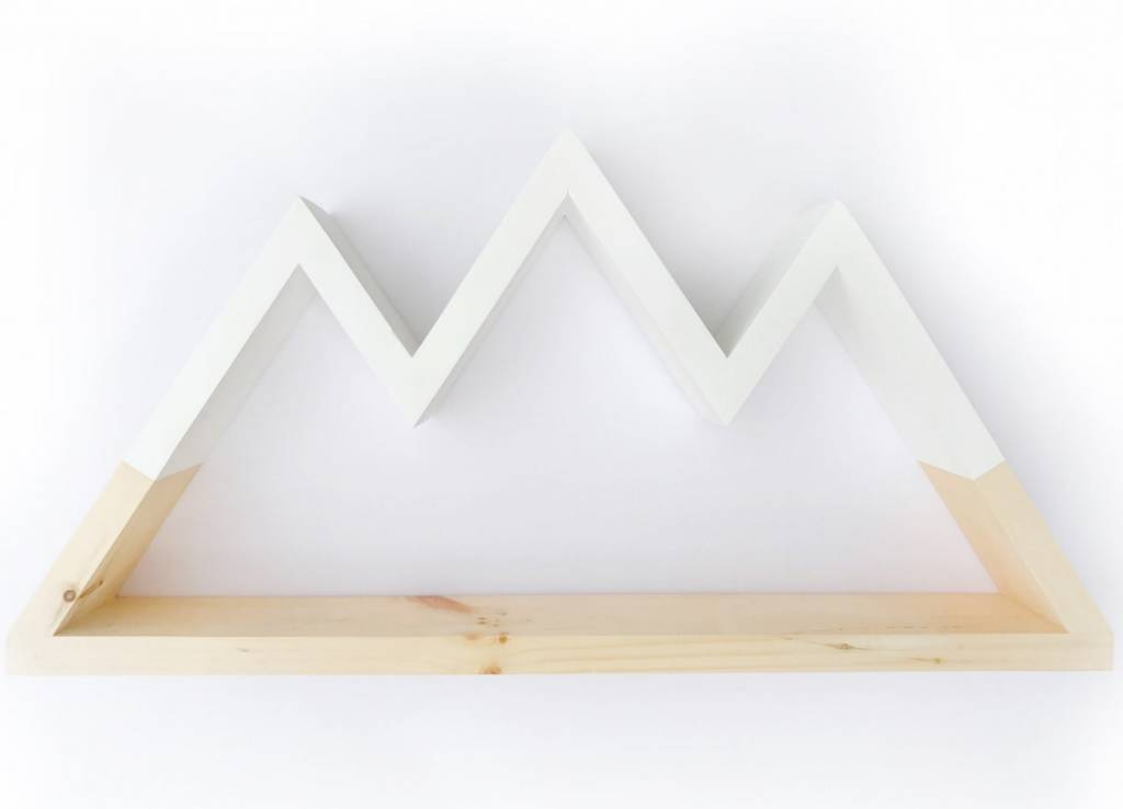 The MIghty Co Everest Shelf - colors available