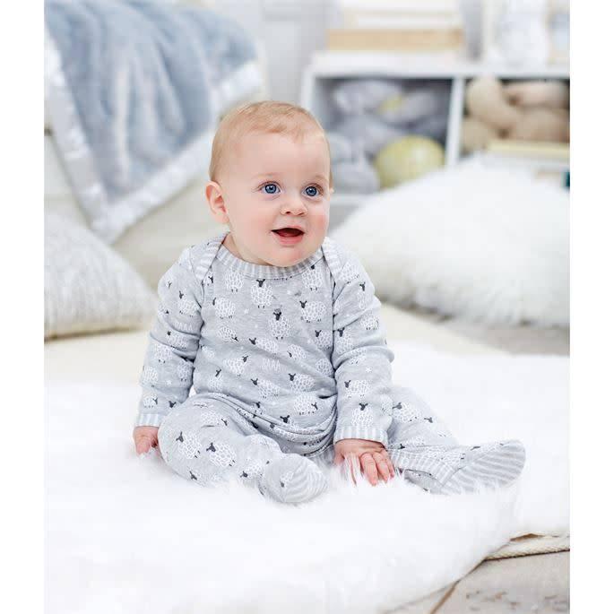 Mud Pie Pyjamas Moutons