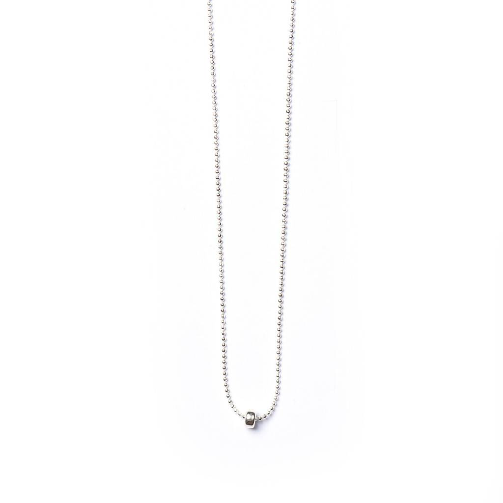 Si Simple Silver Mila Necklace