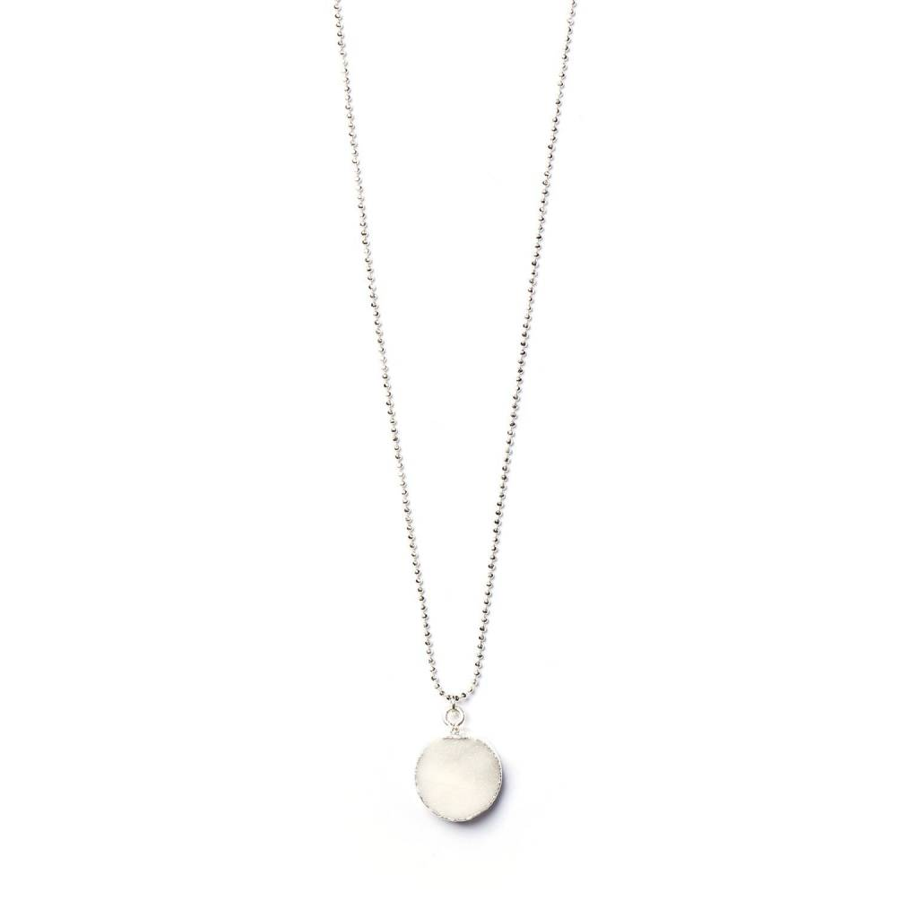 Si Simple Collier Cristal