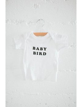 The Bee & the fox Baby Bird Mini Top