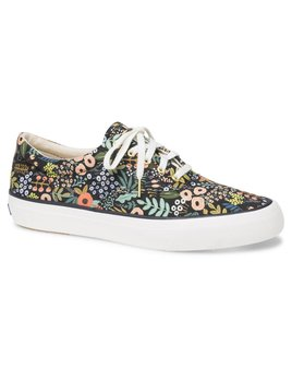 Rifle x Keds Espadrille Rifle Lourdes Black