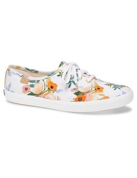 Rifle x Keds Espadrille Rifle Lively White