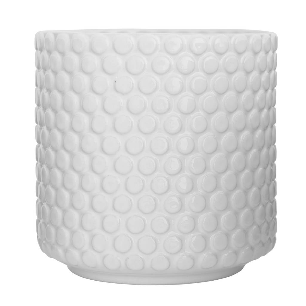 Bloomingville Pot à Fleurs Texturé
