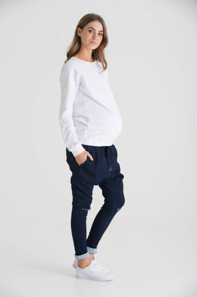 Legoe Pantalon Denim Hunter