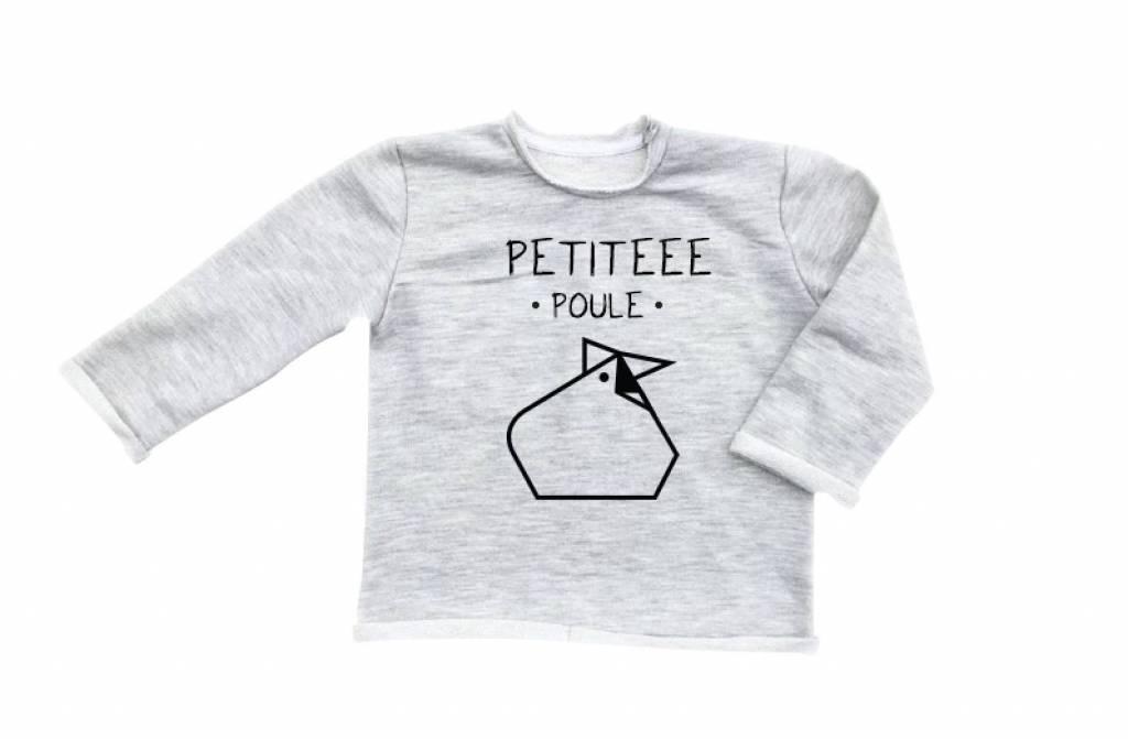 Ptit Mec Ptite Nana Tricot Petite Poule
