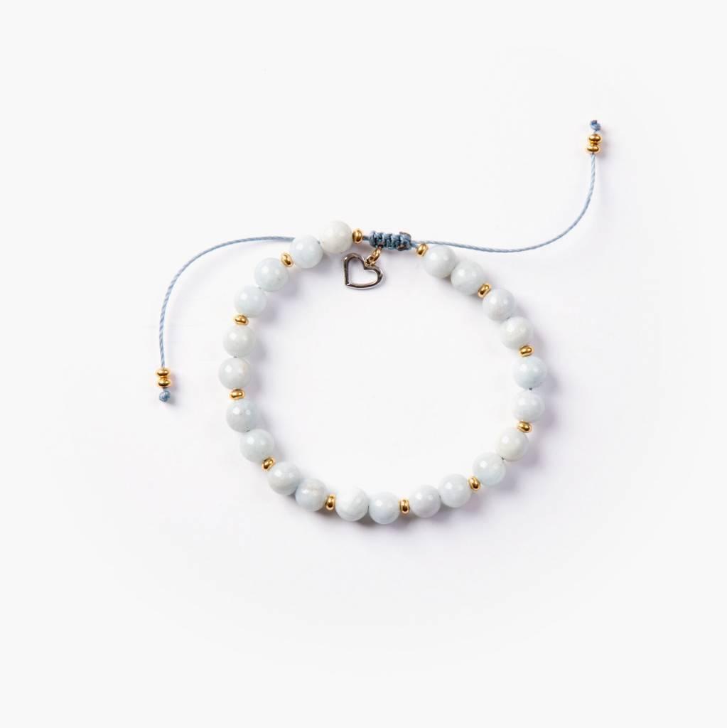 Si Simple  Sea Breeze Bracelet