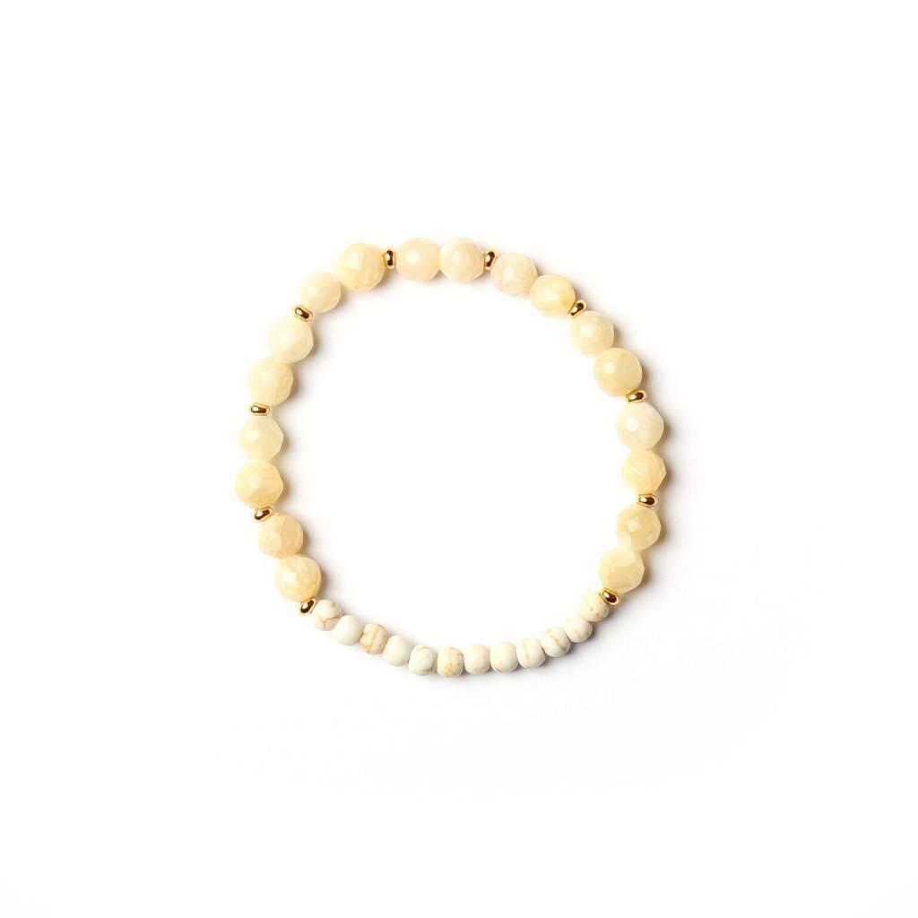 Si Simple Sunflower Bracelet