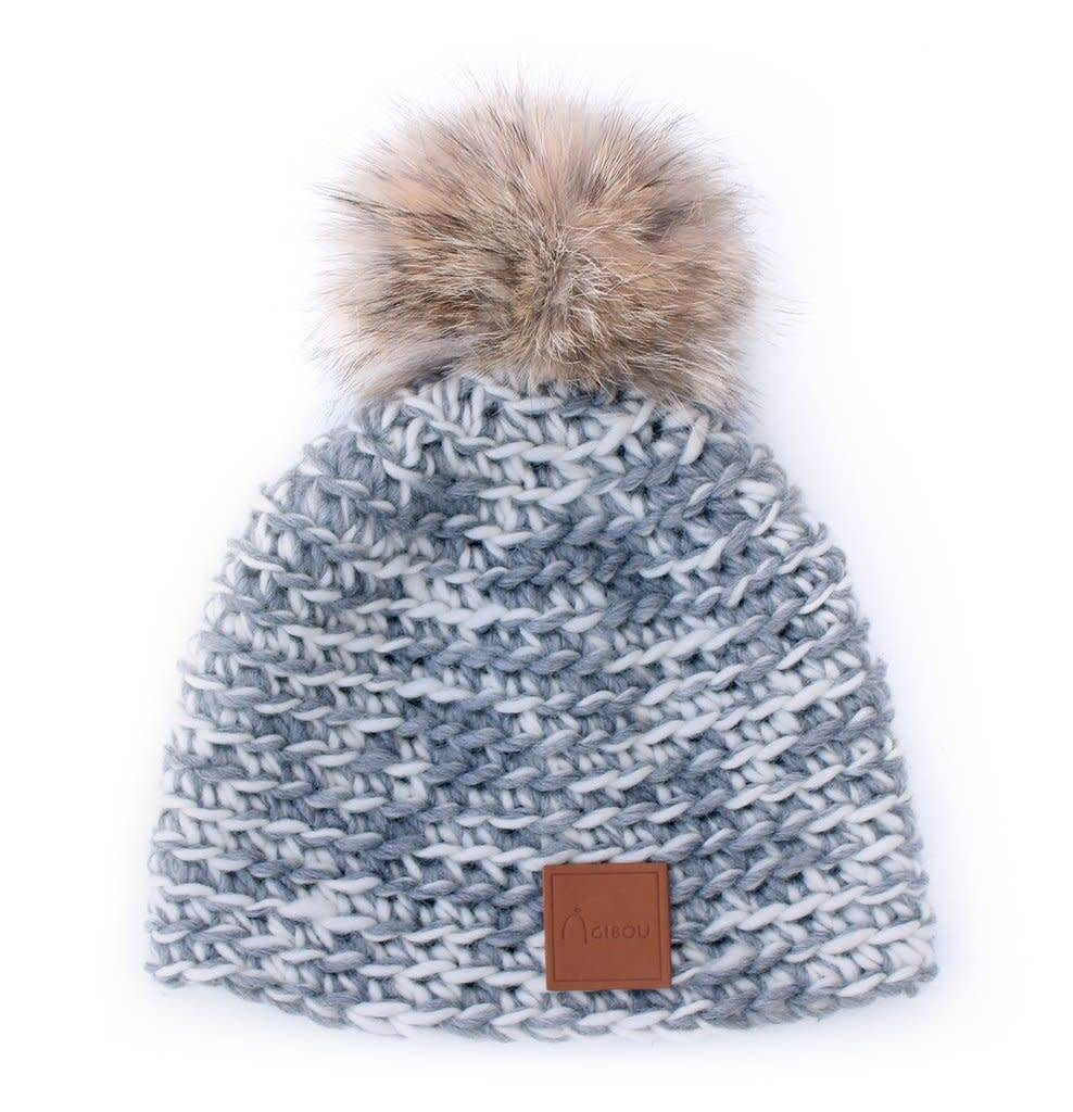 Gibou Tuque Coyote Doublure - choix couleurs