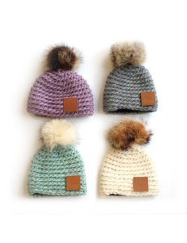 Gibou Fox Baby Toque - color choices
