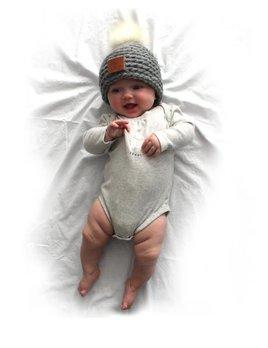 Gibou Fox Baby Toque - color choices