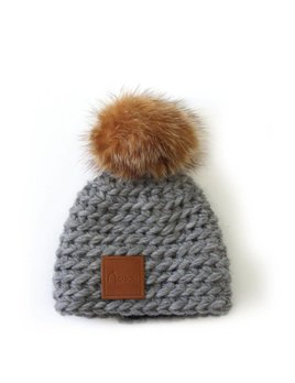 Gibou Raccoon Tanuki Baby Toque - color choices