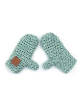 Gibou Only Wool Mittens - color choices