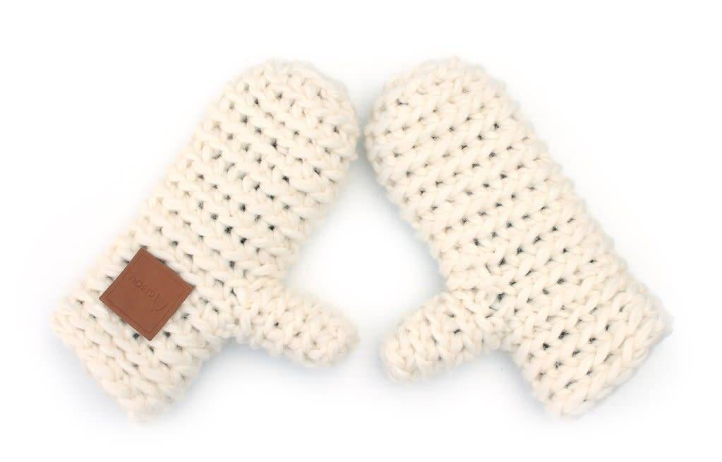 Gibou Only Wools Mittens - color choices