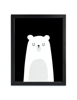 A D ZIF Bear Cub Poster