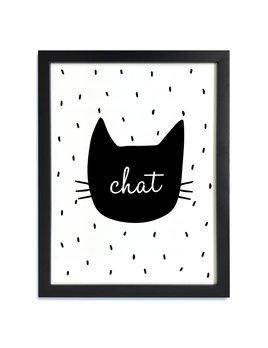 Gautier Studio Affiche Le Chat