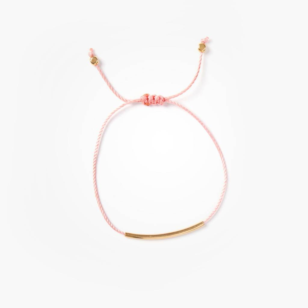Si Simple Bracelet Cate Rose