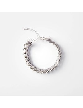 Si Simple Anaïs Silver Bracelet