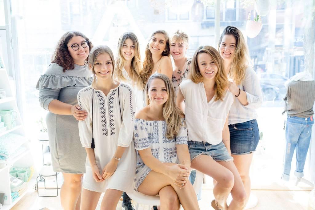 L'équipe derrière Boutique Vestibule