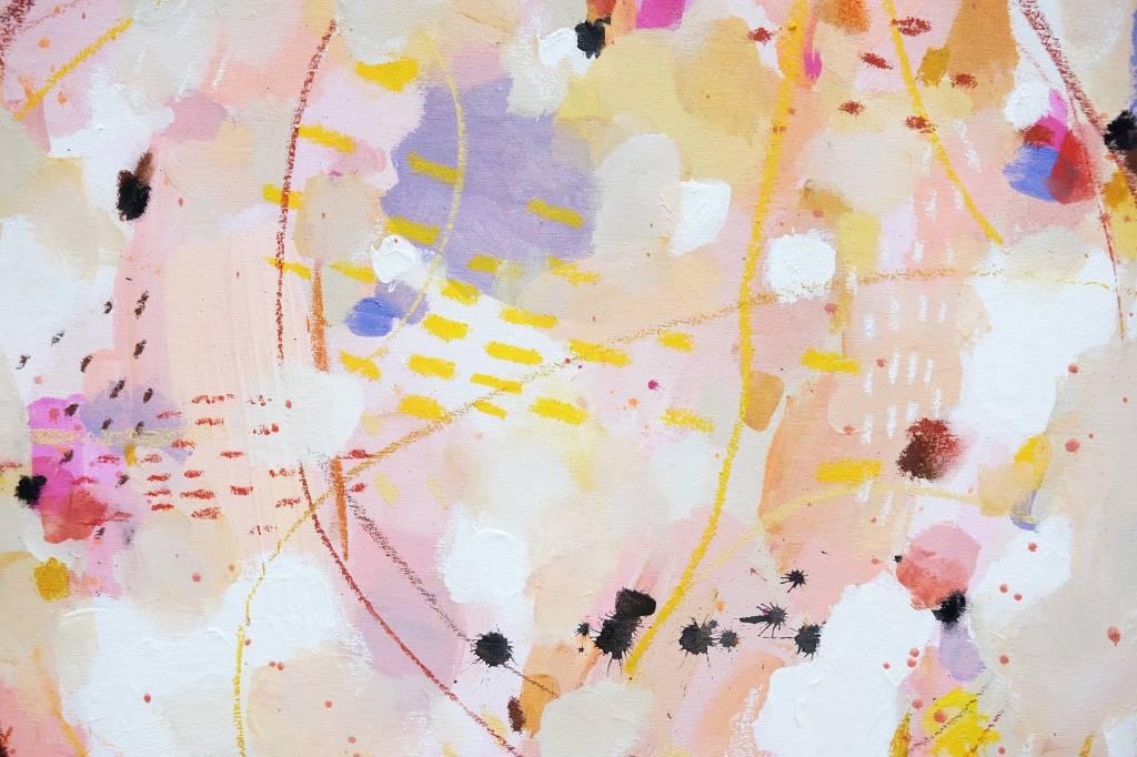 Les toiles de Zoé Boivin & ce qu'elles représentent