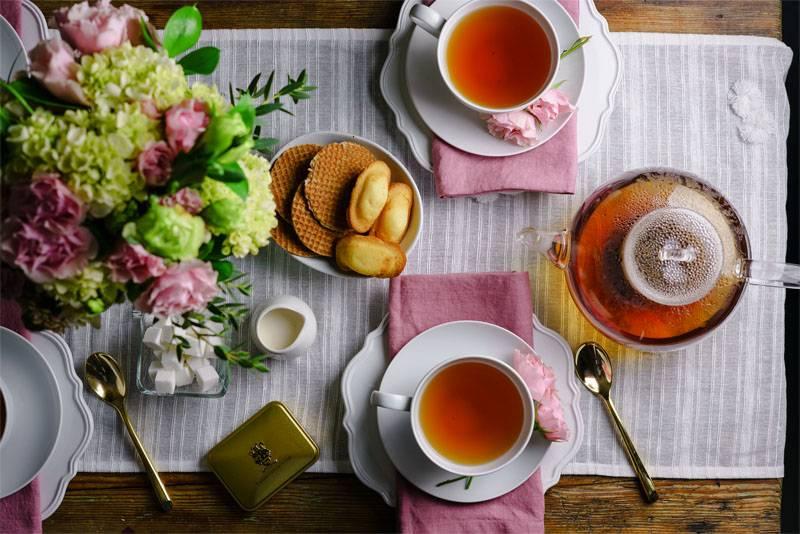 Le parfait Tea Party