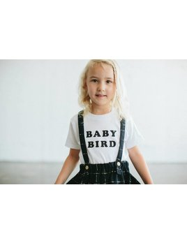 The Bee & the fox Baby bird Top