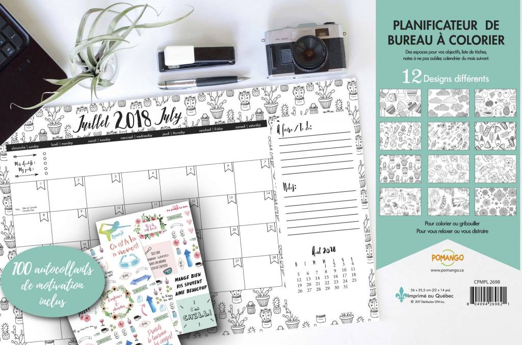 Office Planner 2018