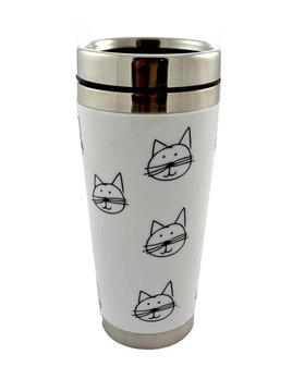 Nostalgia Smilling Cats Thermos