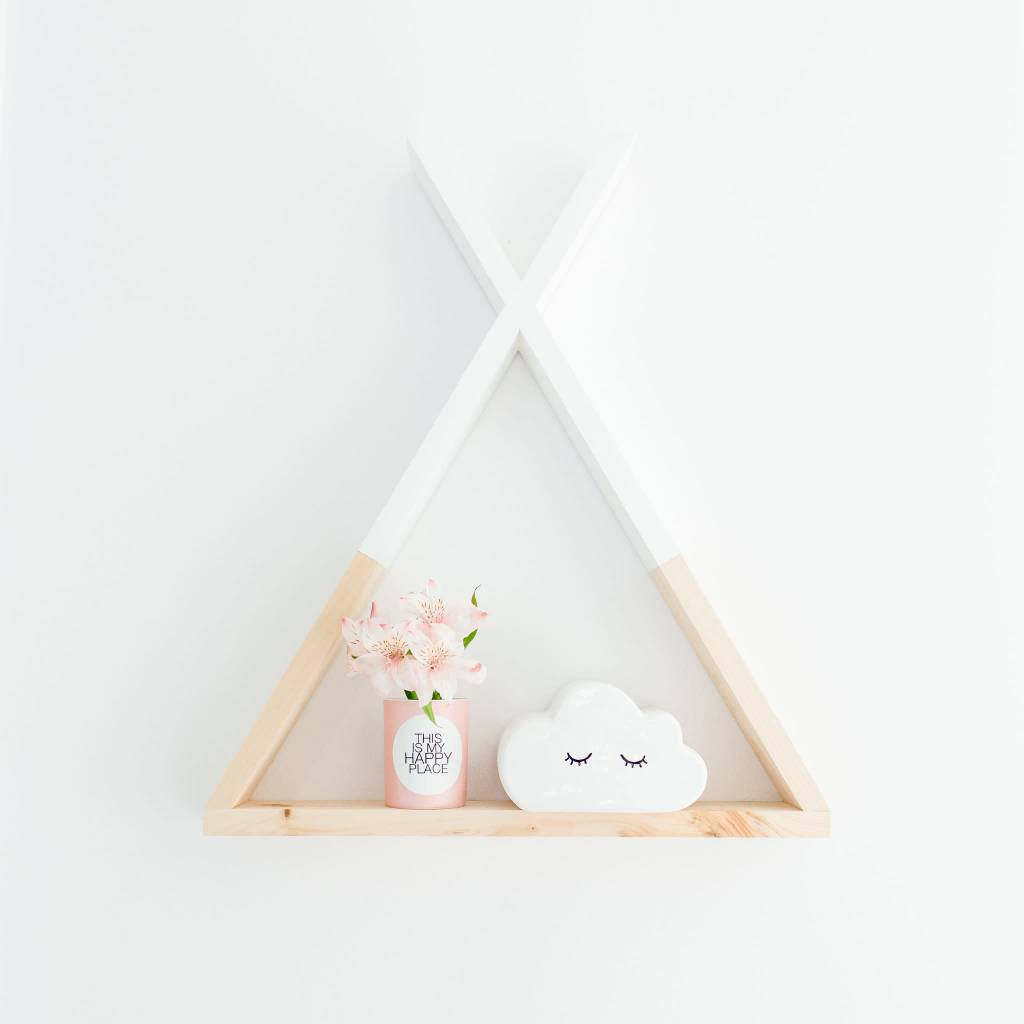 The MIghty Co Teepee Shelf - colors available