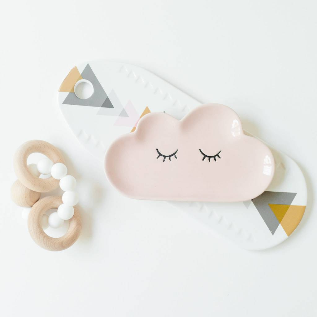 Otherware White Burly Teether