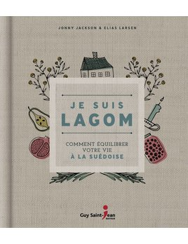 Éditions Guy Saint-Jean Je suis Lagom Book