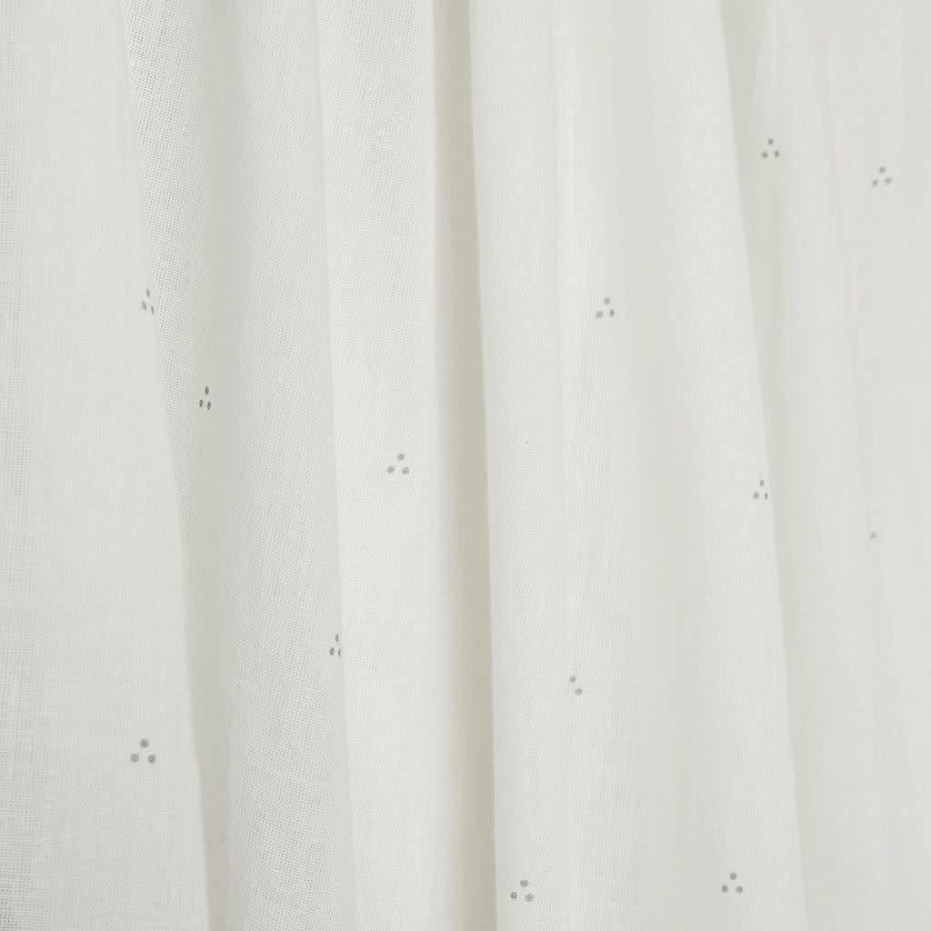 Cam Cam Copenhagen White Starlit Bed Canopy