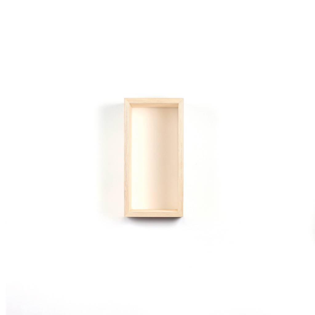A D ZIF Étagère Cube - Moyenne