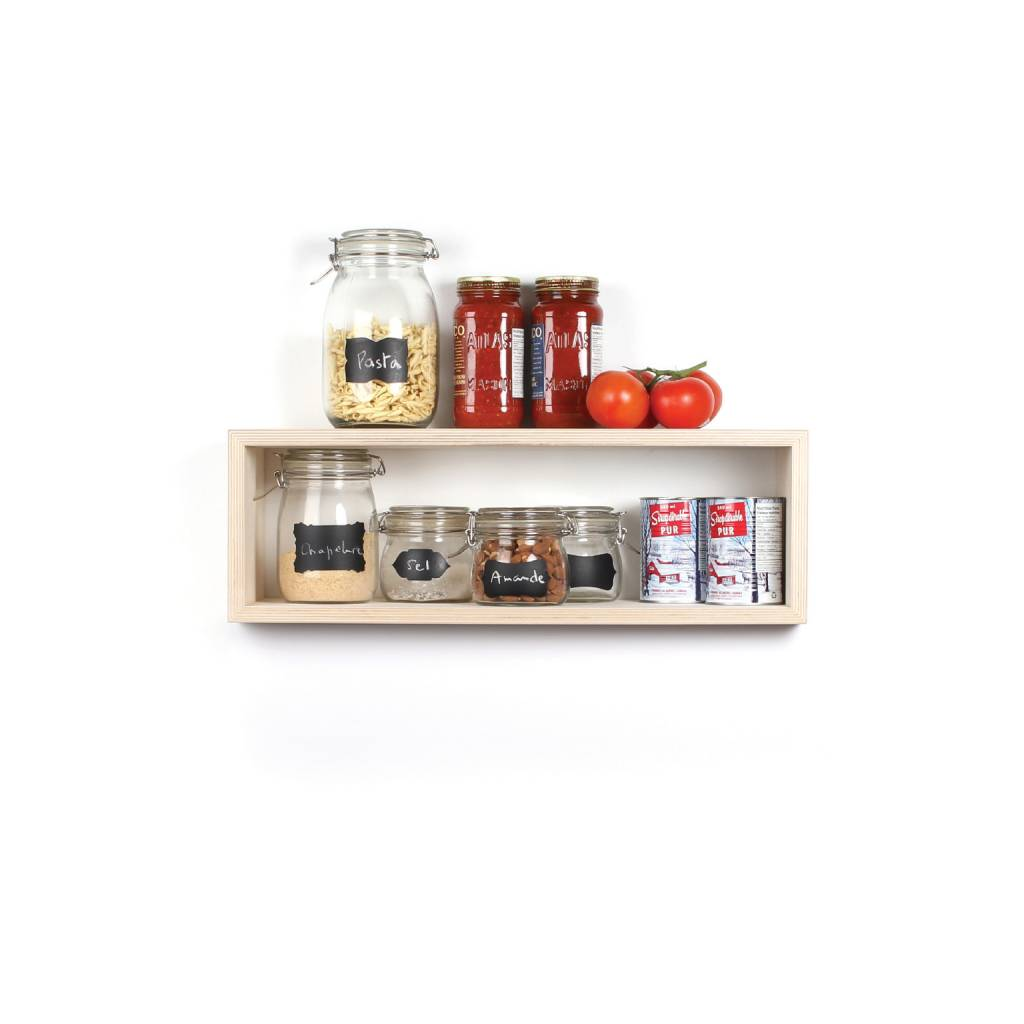 A D ZIF Cube Shelf - Large