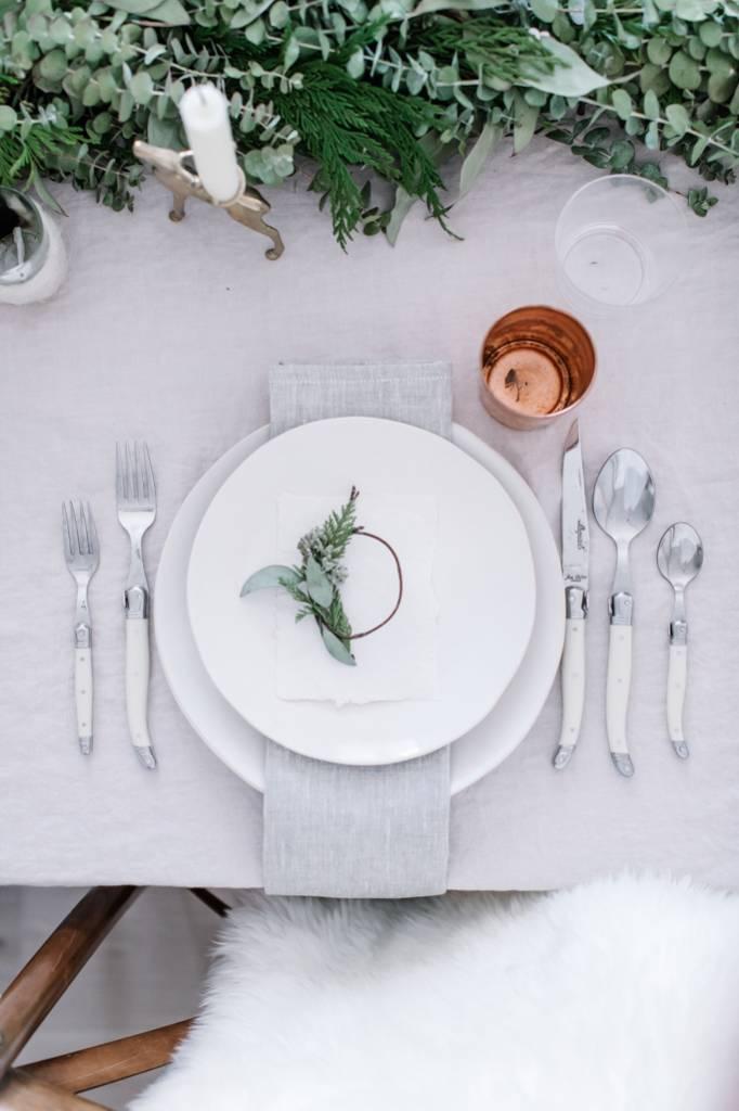 La parfaite table festive en 5 étapes faciles