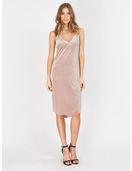 Gentle Fawn Champagne Dress