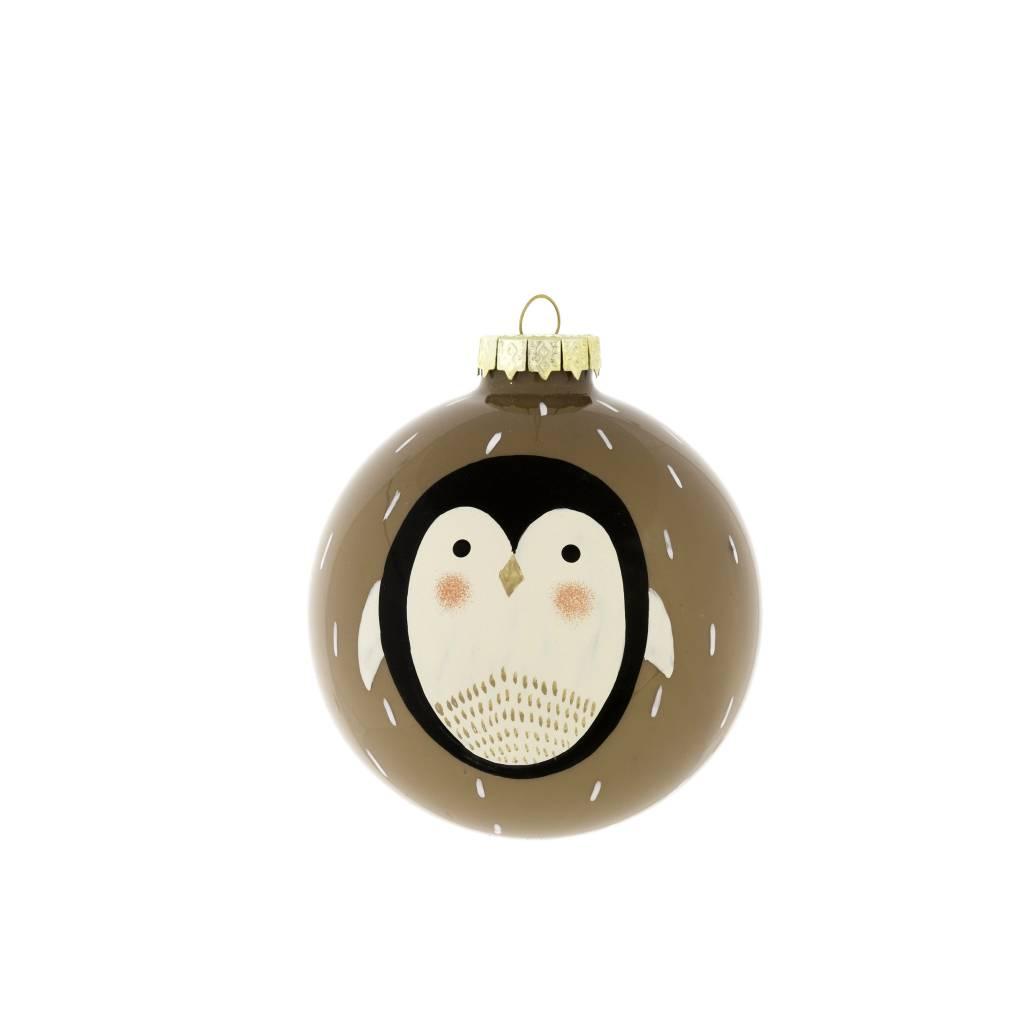 Indaba Penguin Ornament