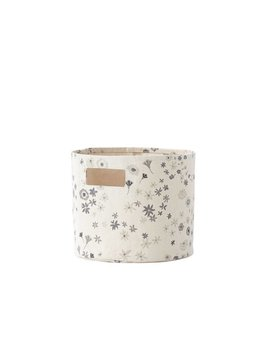Pehr Design Monochrome Meadow Small Basket