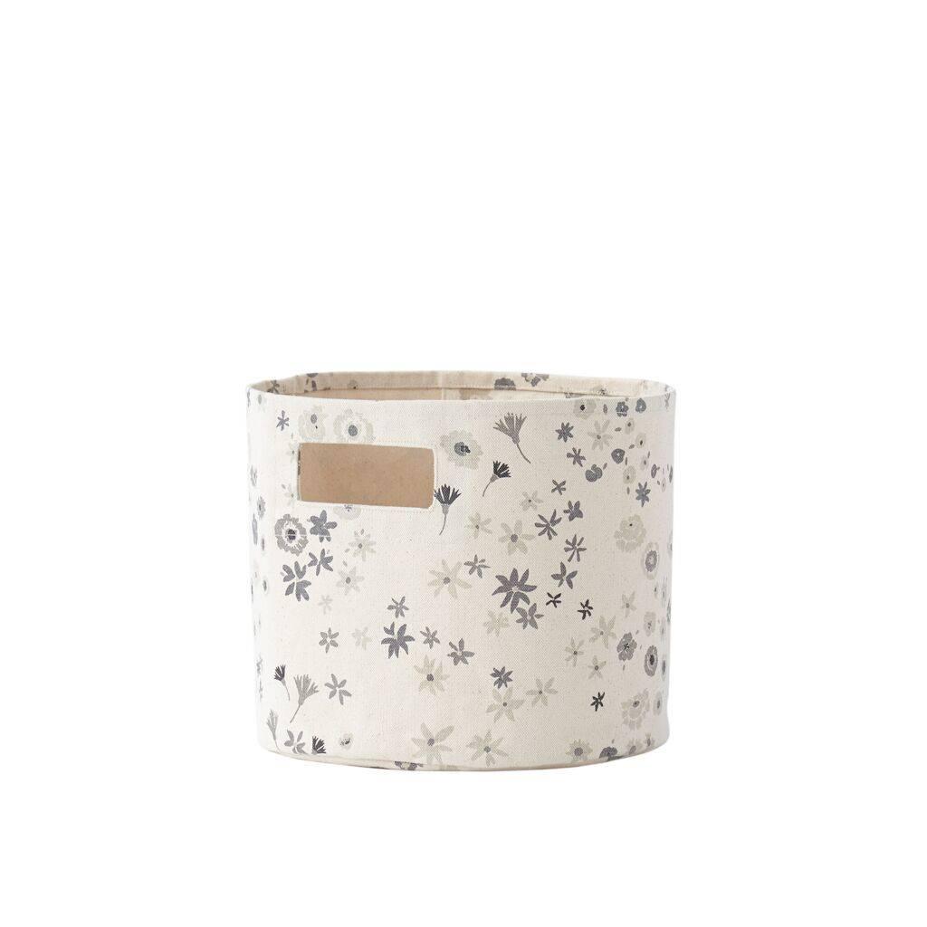 Pehr Design Monochrome Meadow Small Basket