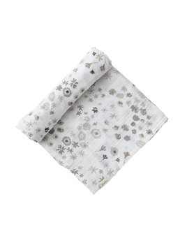 Pehr Design Monochrome Meadow Swaddle