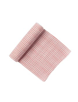 Pehr Design Pink Stripes Swaddle