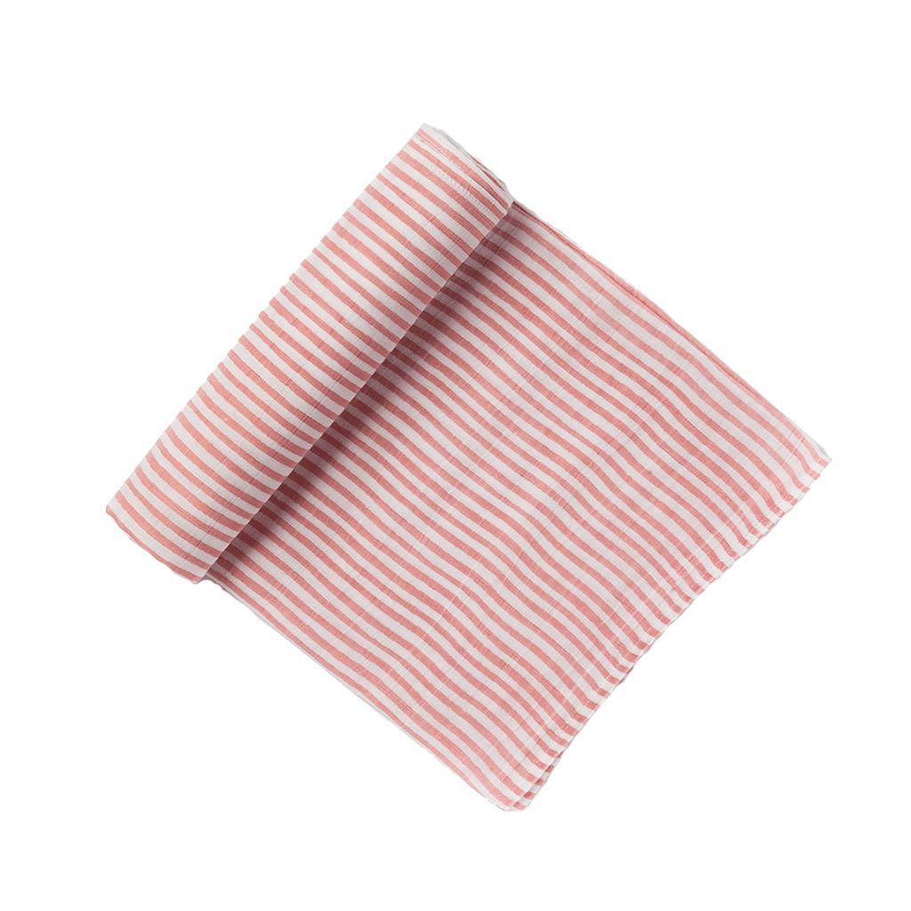 Pehr Design Pink Stripes Swaddle