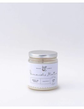 Dimanche Matin Coconut Candle