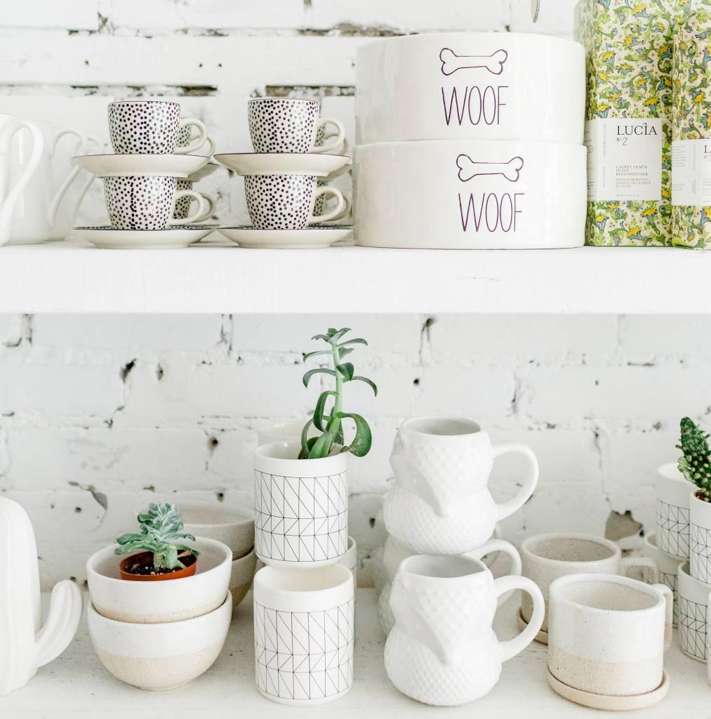 Design Home Tasse et Soucoupe Julie